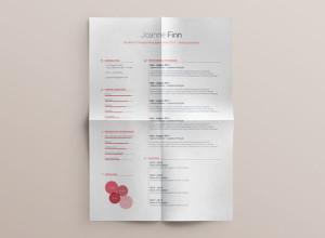 Free-Resume-template-2