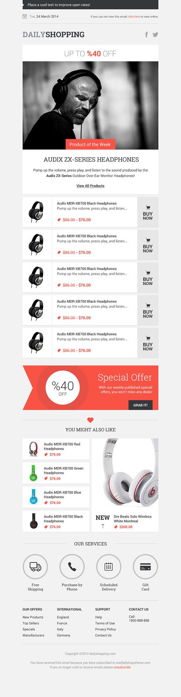Free-Shopping-Newsletter-Design-PSD