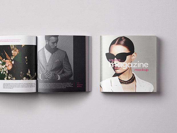 free-square-psd-magazine-mockup