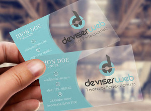 Free-Transparent-Plastic-Business-Card