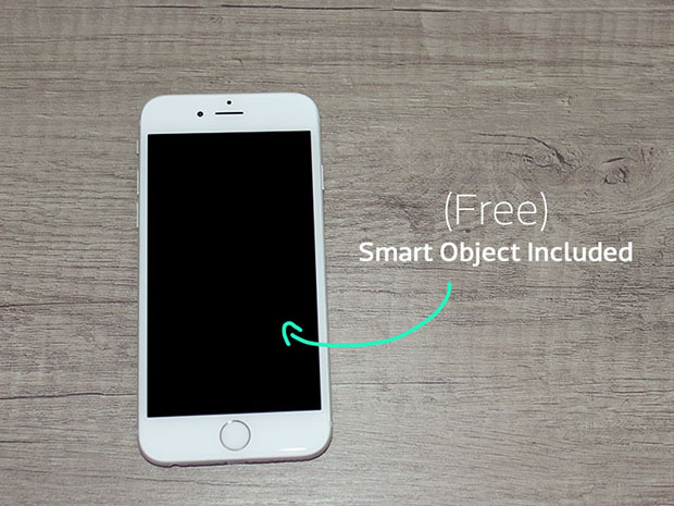 Free iPhone 6 Real Photo Mockup PSD | Free Download PSD | DLPSD