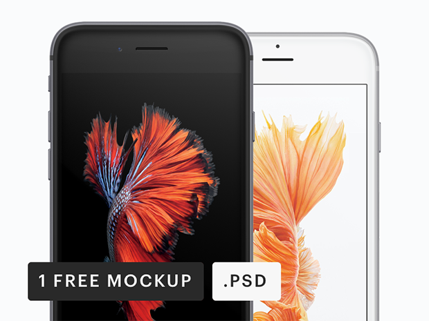 free-iphone-frontal-mockup-psd