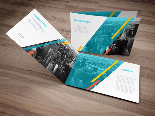 Freebie-A4-Landscape-Brochure-Mockup