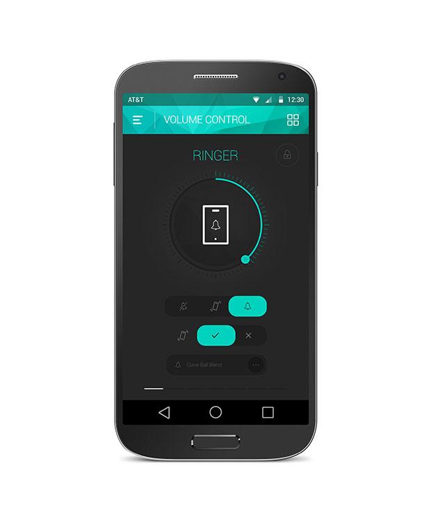 Freebie-Android-Volume-Control-App