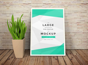 Freebie-Artwork-Frame-PSD-Mockup