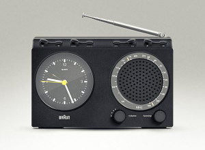 Freebie-Braun-clock-radio
