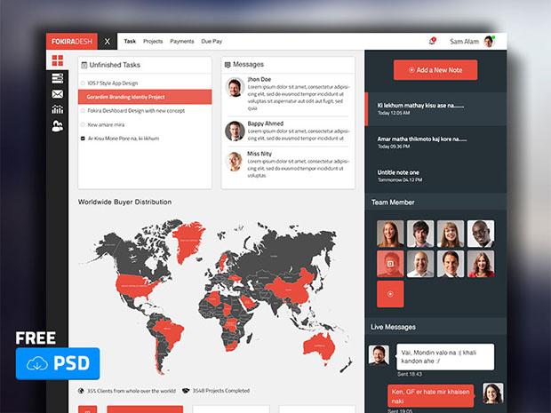 Freebie-Dashboard-UI-Design-Download