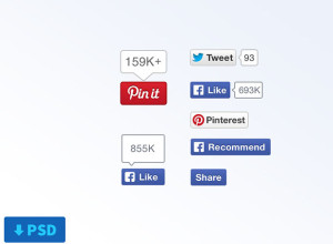 Freebie-Facebook-Twitter-Pinterest-Buttons