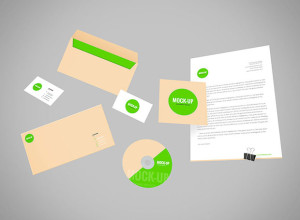 Freebie-Flying-Stationery-PSD-Mockup