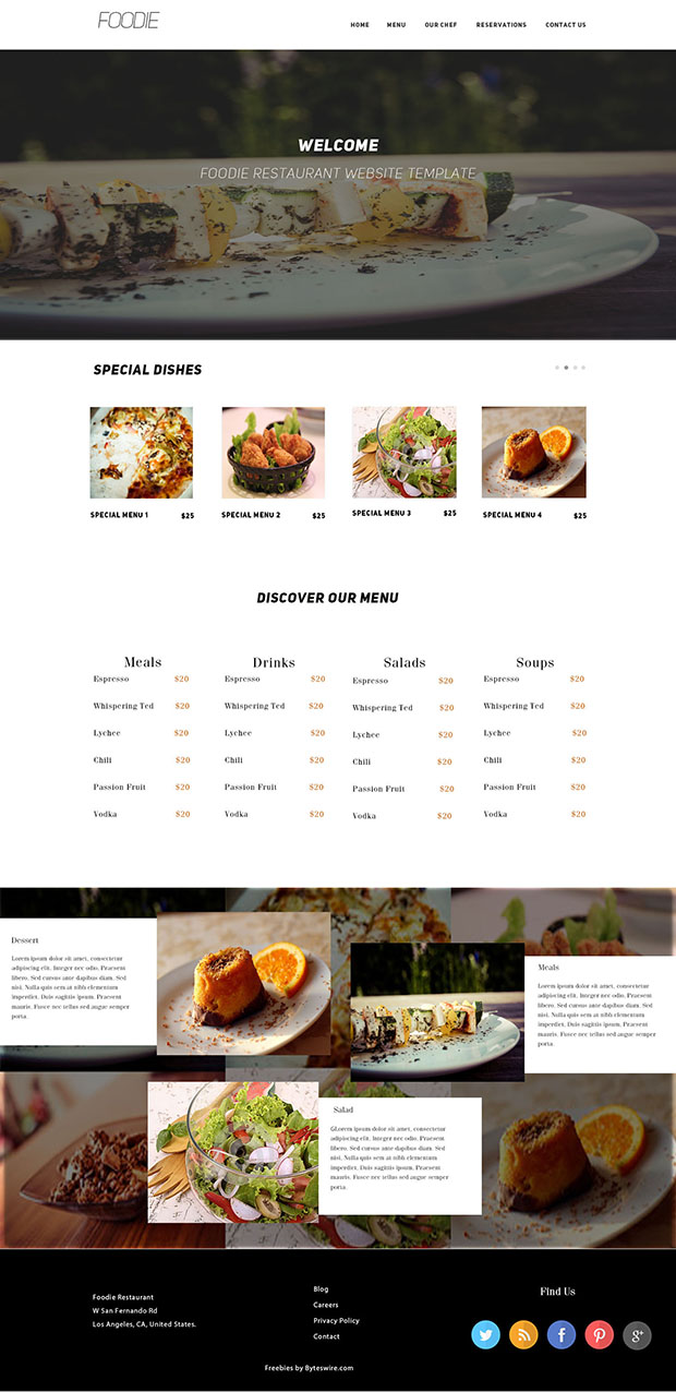 Freebie-Foodie-PSD-Restaurant-Homepage-Website-Template