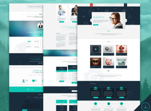 Freebie-Mentum-One-Page-Template