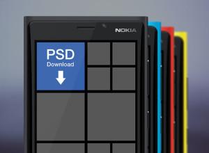 Freebie-PSD-Nokia-Lumia-920