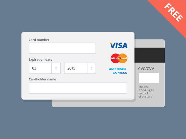 Freebie-Payment-form