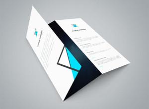 Freebie-Tri-Fold-Brochure-PSD-Mockup