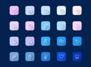 Freebie-Viro-Modern-Icon-Set