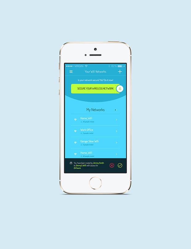 Freebie-Wifi-Network-List-app