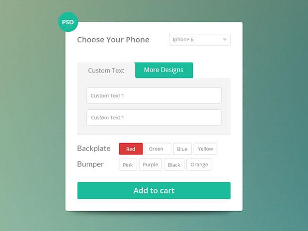 Freebie-form-UI-kit