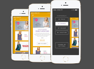 Freebie-iPhone-shopping-app