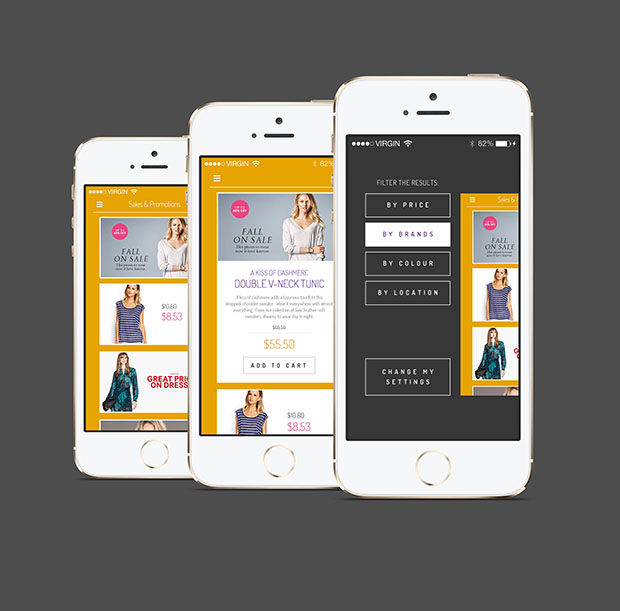Freebie-iPhone-shopping-app