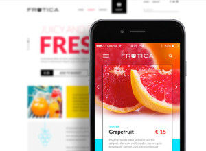 Frutica-E-Commerce-Theme-Concept