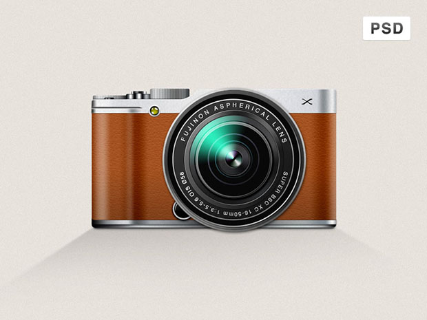 Fuji-X-digital-camera