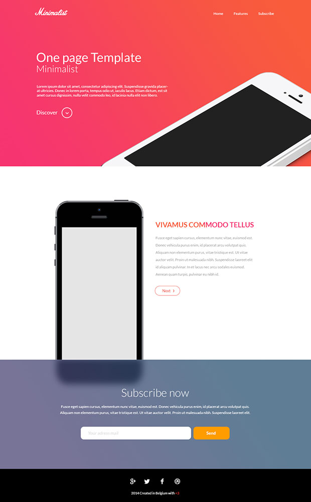 Great-Colors-One-Page-Template