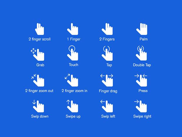 Hand-Gestures-PSD