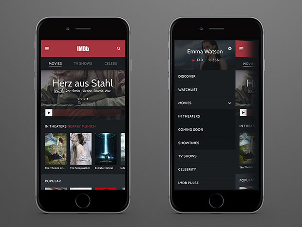 IMDb-Concept-App