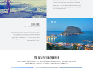 Incrediblue-landing-page