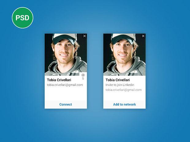 Linkedin-Card-Redesign