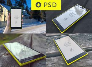 Lumia-1520-Mock-ups-FREE-PSD