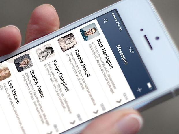 Message-Screen-PSD