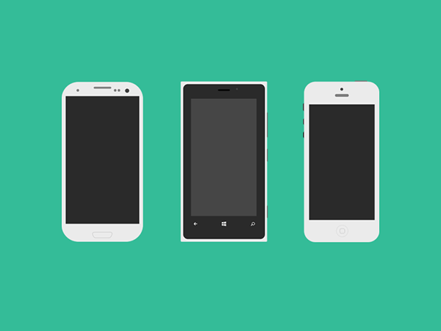 Mobile-Flagships-with-PSD