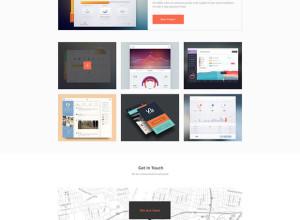 Moderno-Creative-Simple-Portfolio-Page