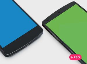 Nexus-5-PSD
