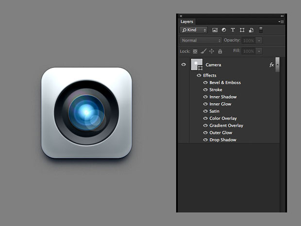 One-Layer-Style-Camera-PSD