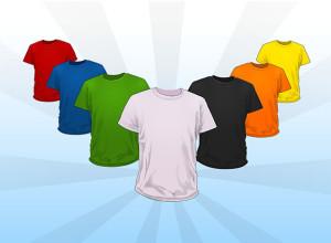 PSD-Tee-Shirt-Mockup-Templates