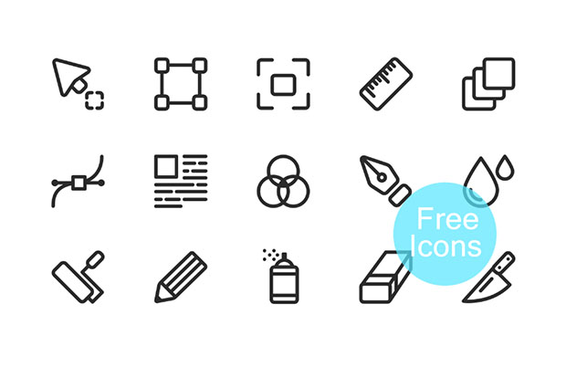 PSD-and-AI-Free-Icon-Set