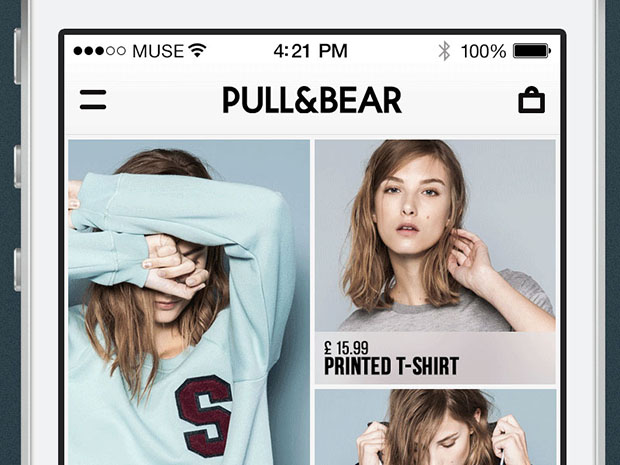PULL-BEAR-Application