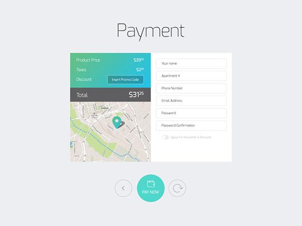 Payment-Input-Form-Freebie