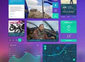 Personal-Dashboard-UI-Kit