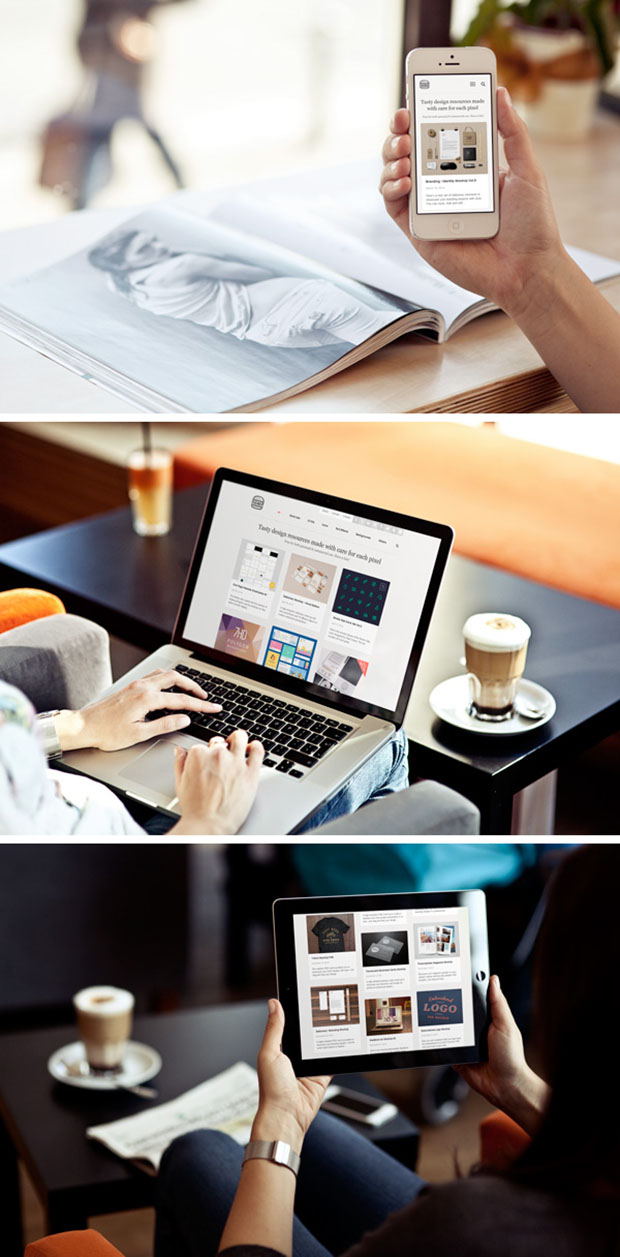 Photo-MockUps-iPhone-iPad-&-MacBook