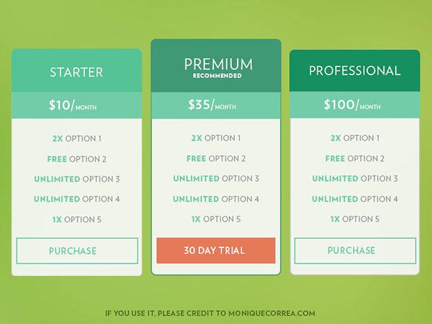 Pricing-Tables-Freebie
