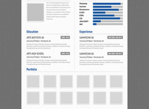 Professional-Aurel-Blue-CV-Resume-Form-PSD