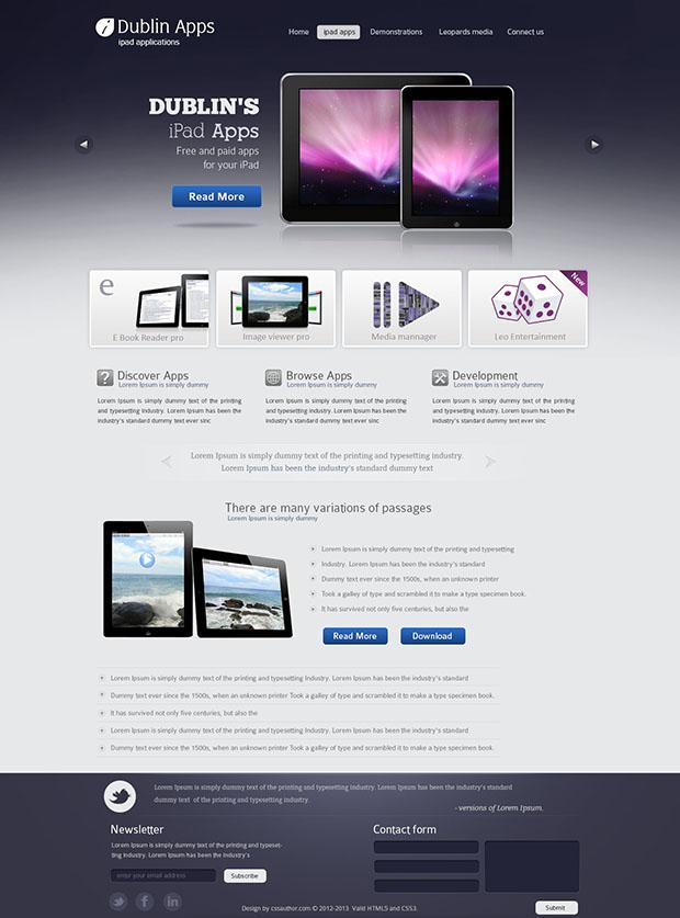 Professional-Premium-Website-Design-Template