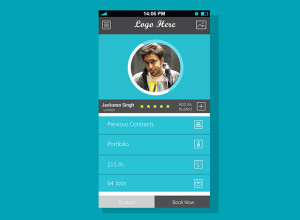 Profile-Screen-For-Mobile-App-Free-PSD