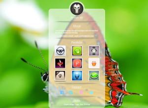 Profile-UI-design-free-PSD