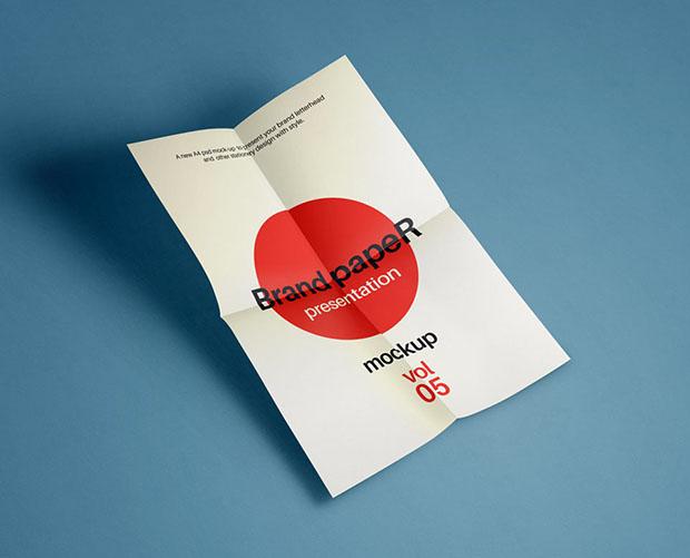 Psd-A4-Paper-Mock-Up-Vol5
