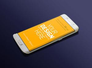 Samsung-Galaxy-S6-Edge-free-Mockup