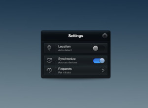 Settings-PSD